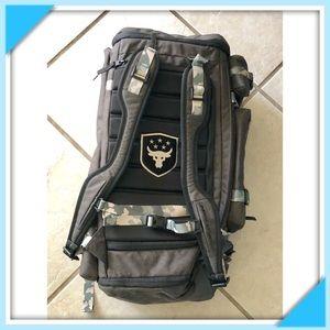 de2b8554e2 Under Armour Bags - Under Armour USDNA Project Rock Range Duffel Bag